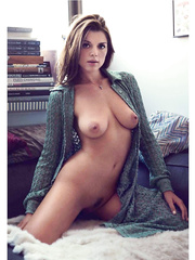 Julia Fox - Playboy (12/2015)