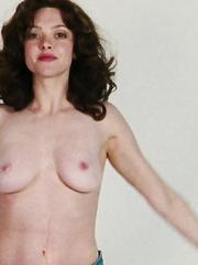 Amanda nackt Abbington Amanda Abbington
