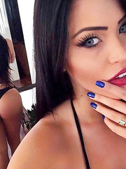 Claudia Zepeda  nackt