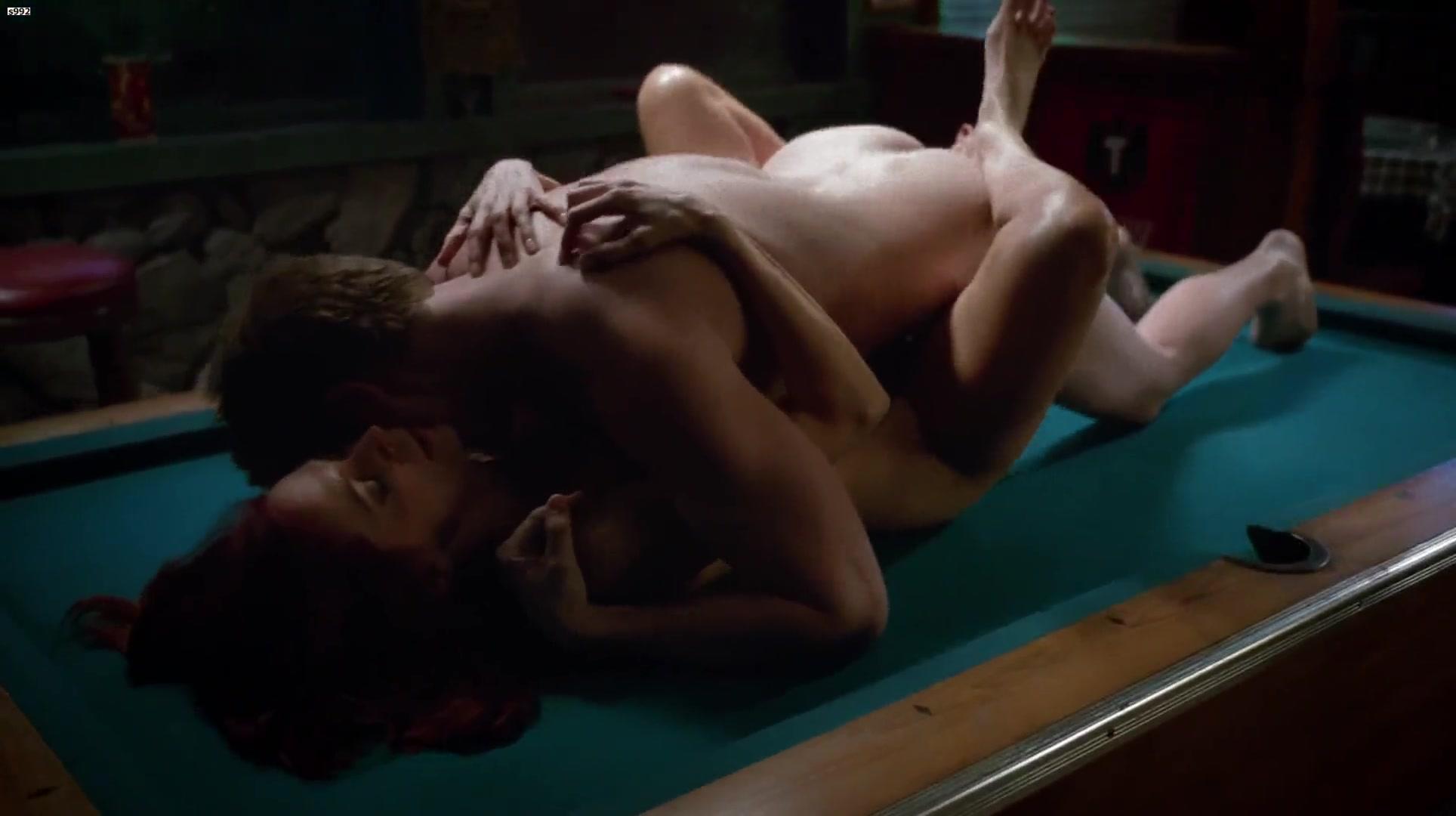 Nackt  Carrie Preston 50 Sexy