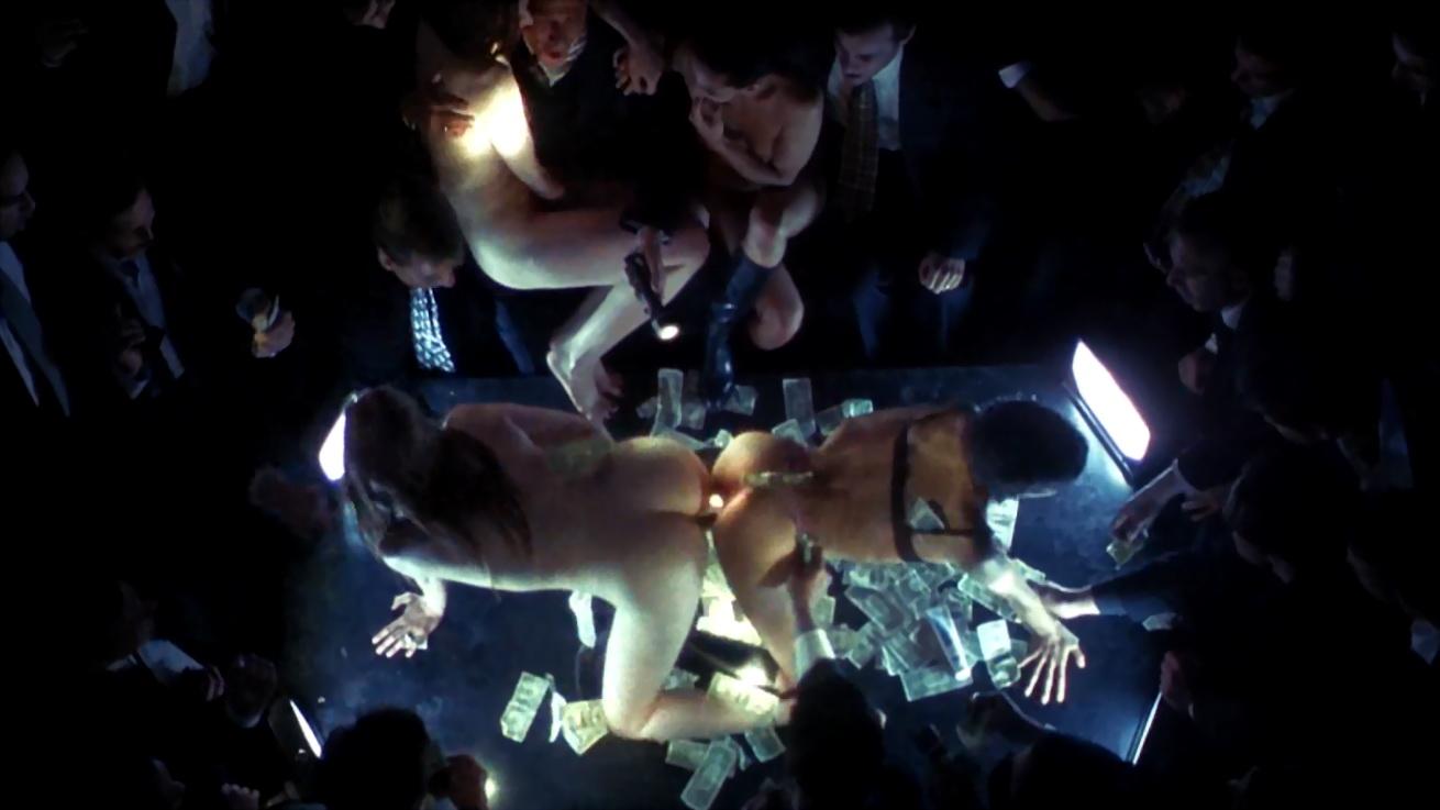 Reqium for a dream sex scene