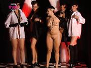 Catwalk naked on Naked Models