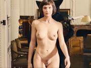 Lo nackt Brigitte Cicero  All shaved