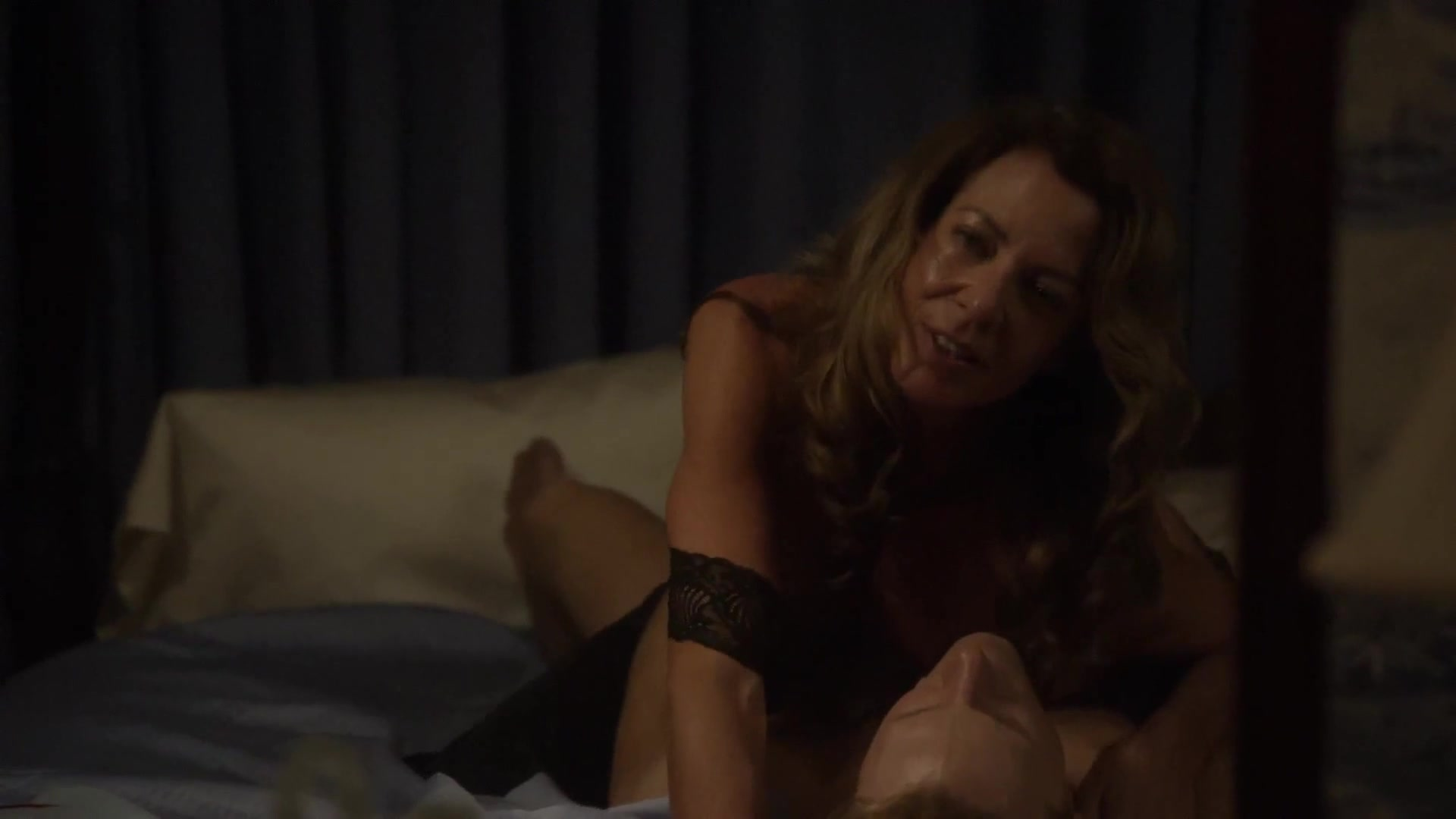 Milf stocking porn