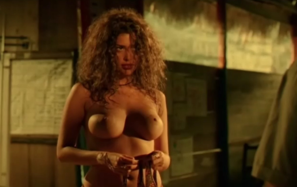 Angie Cepeda Scene angie cepeda - pantaleon y las visitadoras (1999) - celebs