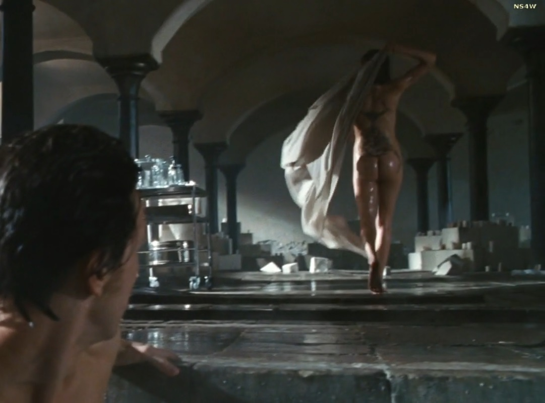 Angelina Jolie Naked Scene angelina jolie - wanted (2008) - celebs roulette tube