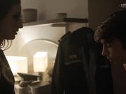 Explicit handjob from Prima Noapte (2016)