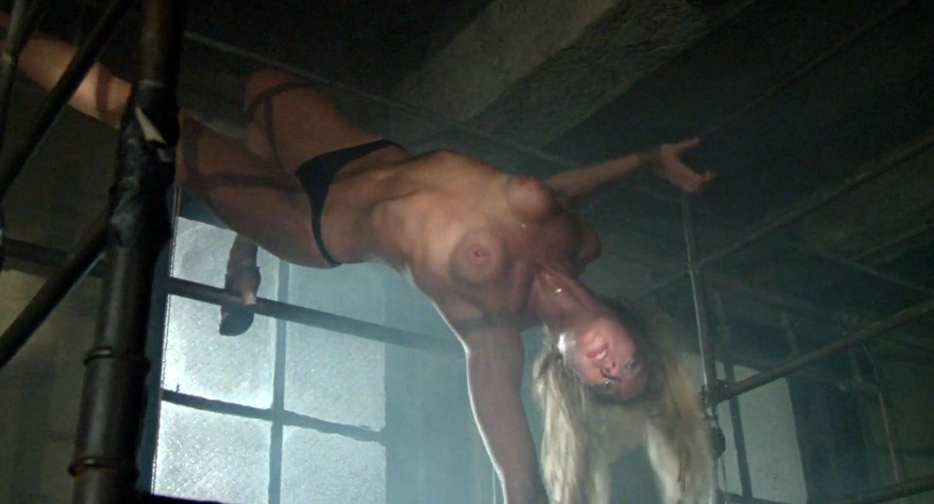 Slave eats his mistress ass Handjob