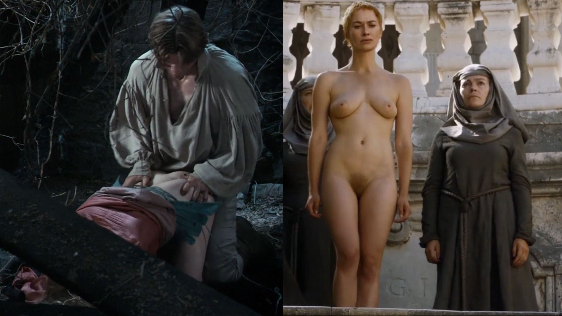 All Sex Scenes Game Thrones