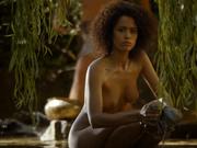 Nathalie Emmanuel - Game of Thrones (s04 e08, 2014)