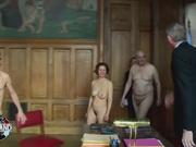 Groland nue -  Ministres nus