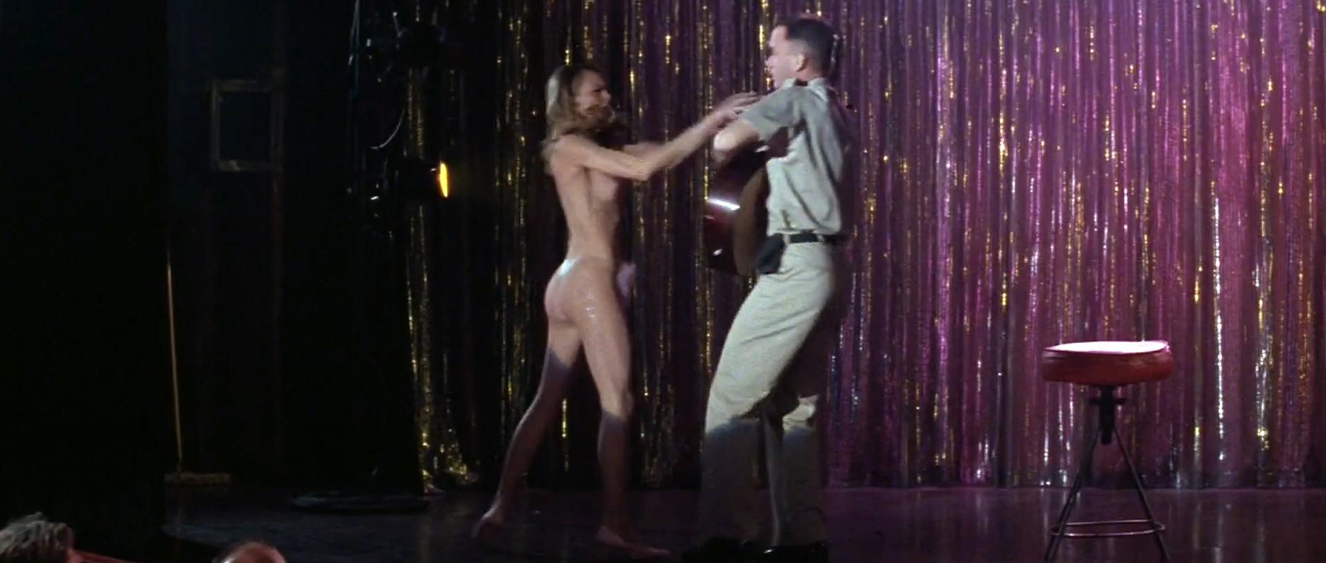 Robin Wright  nackt