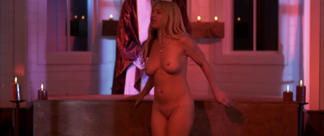 Girls in nude bondage