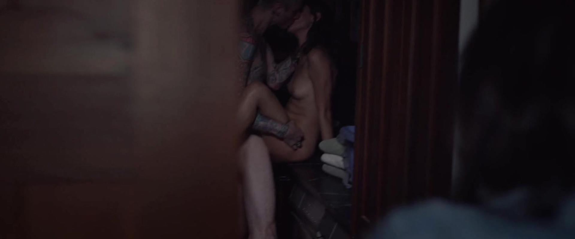 Ana Ayora Nude rosa salazar nude in bird box (2018) - celebs roulette tube