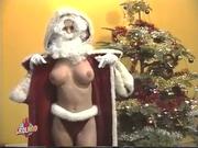 Groland nue - La Mère Noël