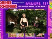 Groland nue - Site porno spécialisé
