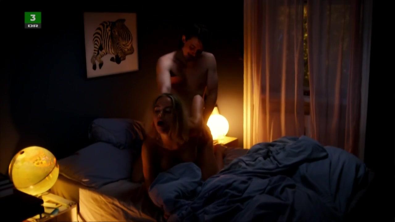 Angie Cepeda Scene rosemarie mosbæk sex scene in doggystyle s01e01 (2018