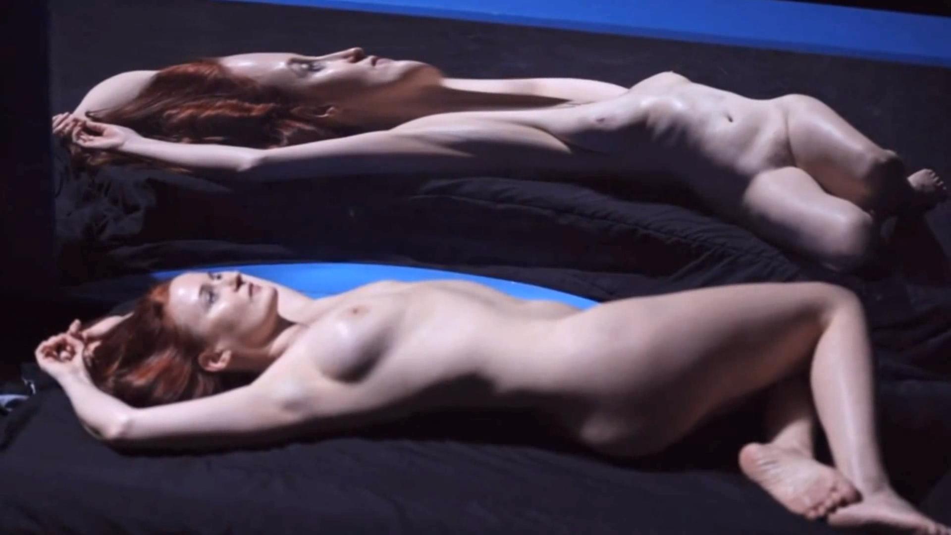 Cerris Morgan-Moyer  nackt