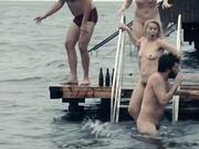 nackt Gry Henningsen Anne Nackt unter