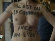 Groland nue - Les femens