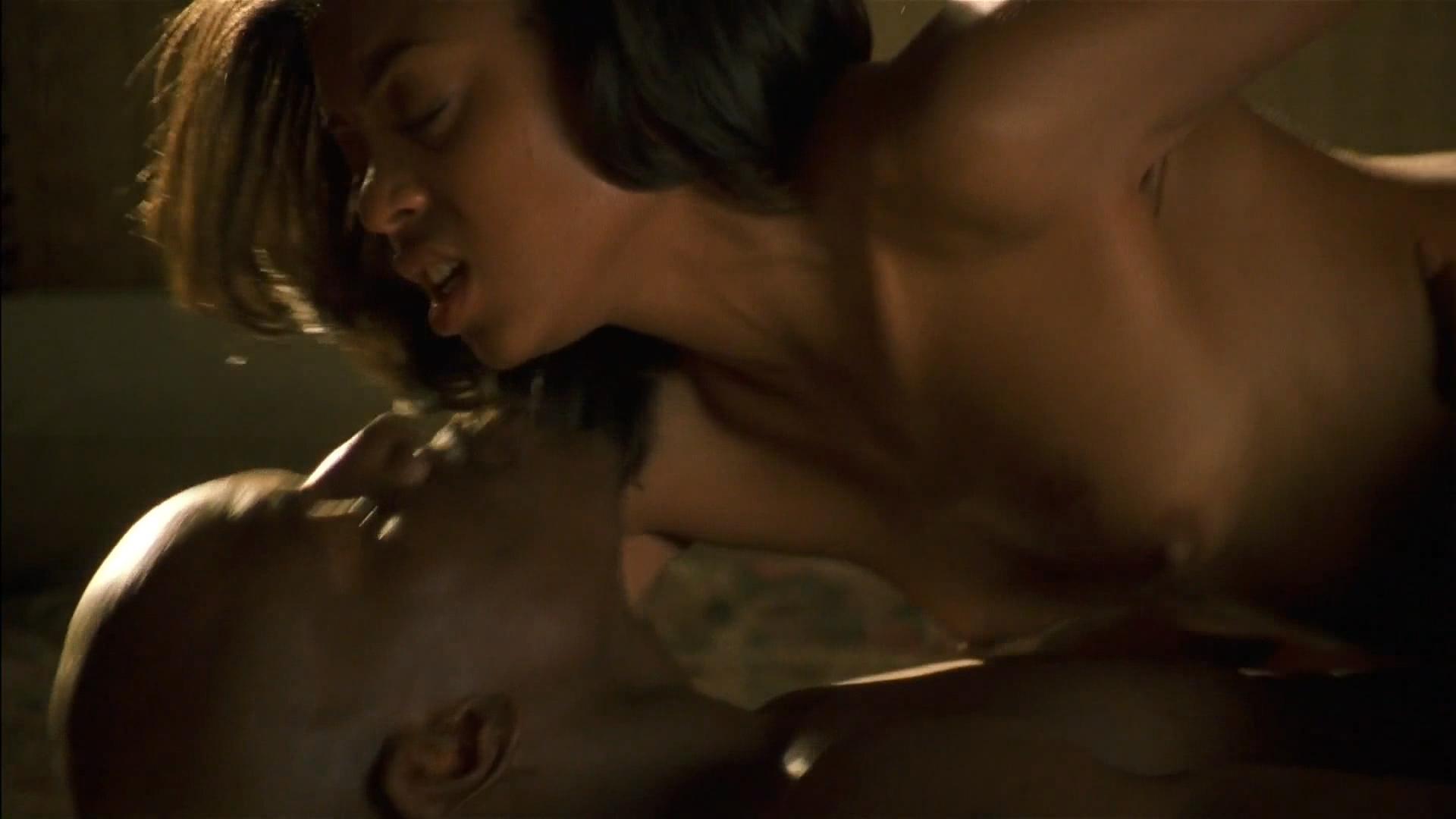 Taraji P Henson Sex Scene