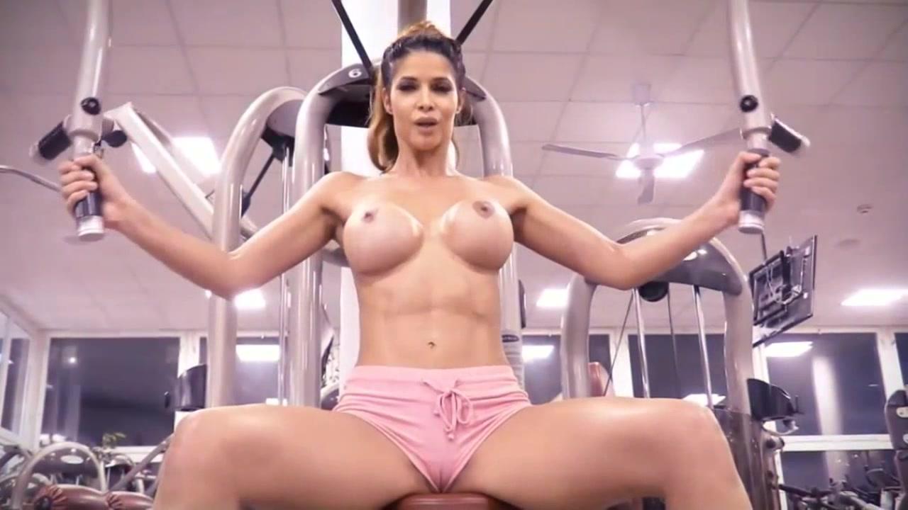Micaela schäfer nackt workout
