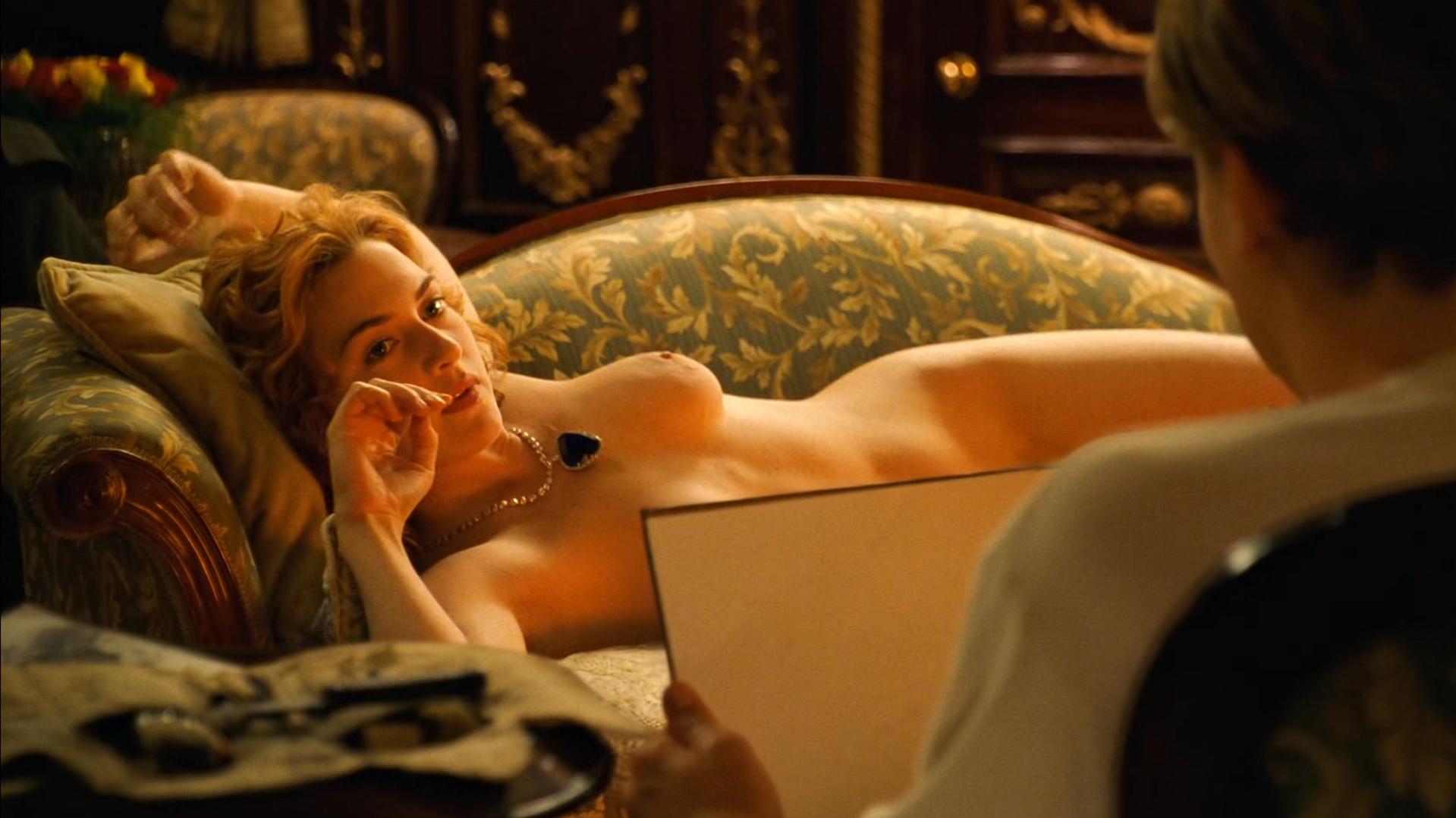 Kate winslet titanic sex scene - Excellent porn