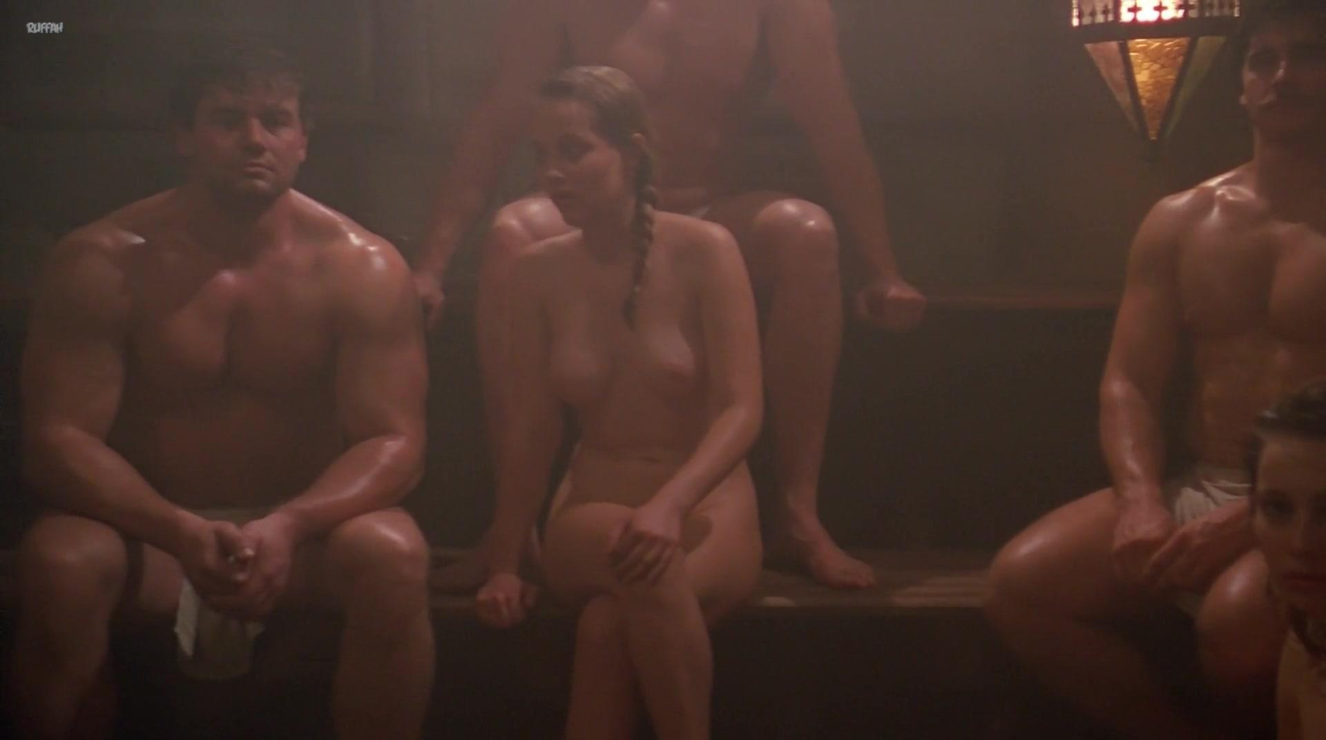Nude pics sauna Sauna @
