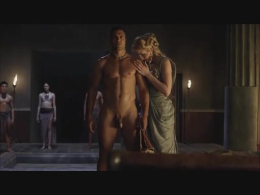 Spartacus blood sand sex scene