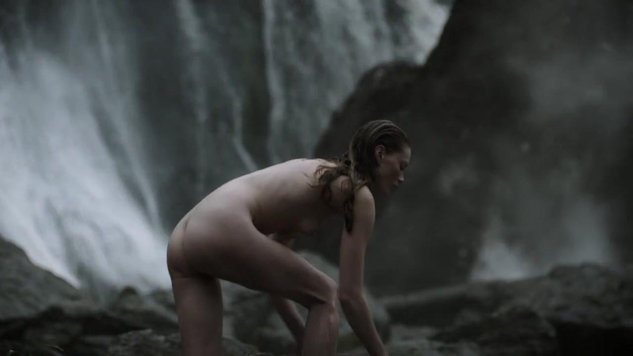 Nude vikings alyssa sutherland