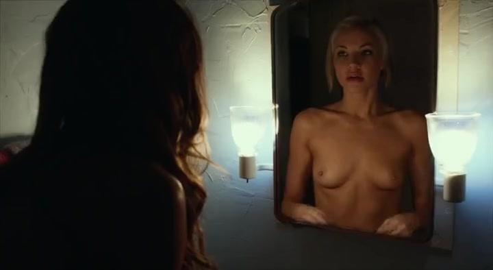 costa nude da Rebecca