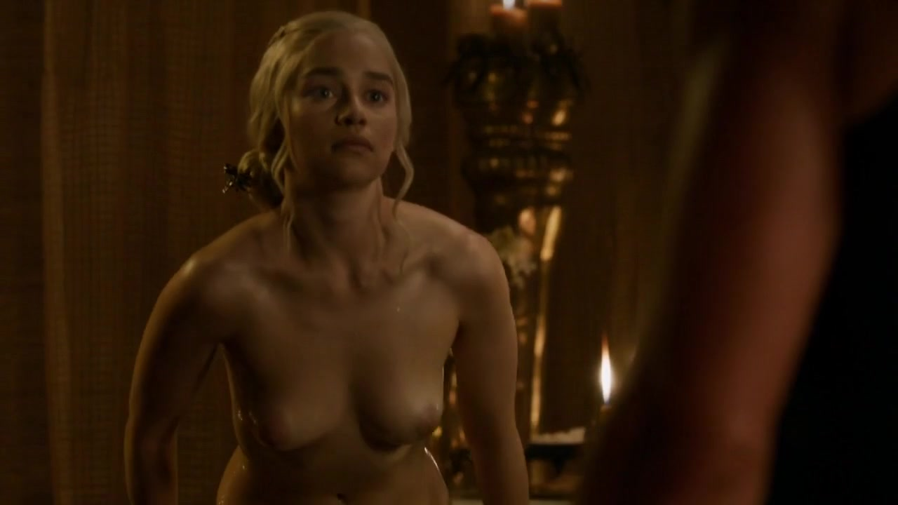 Emilia clarke nude game of thrones 2011 s01 hd naked (86 pic)