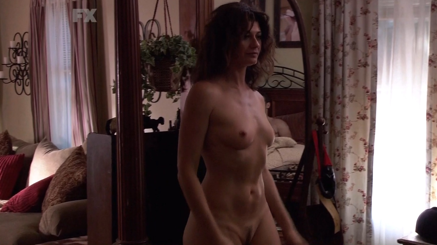 nude Caprice benedetti