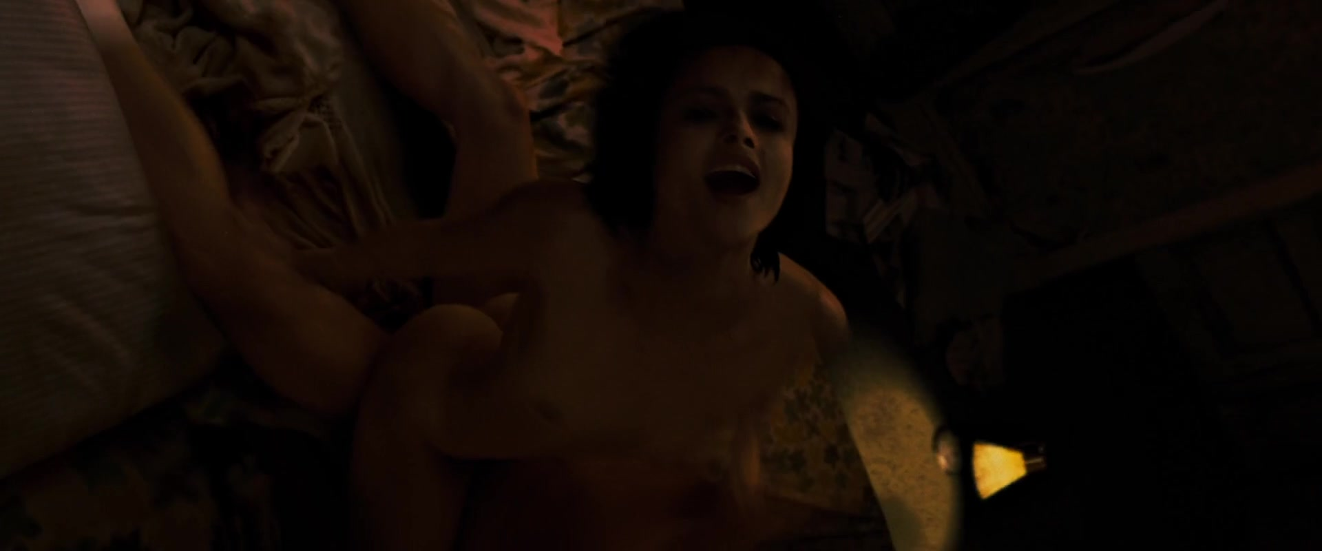 Helena bonham carter sex scene videos