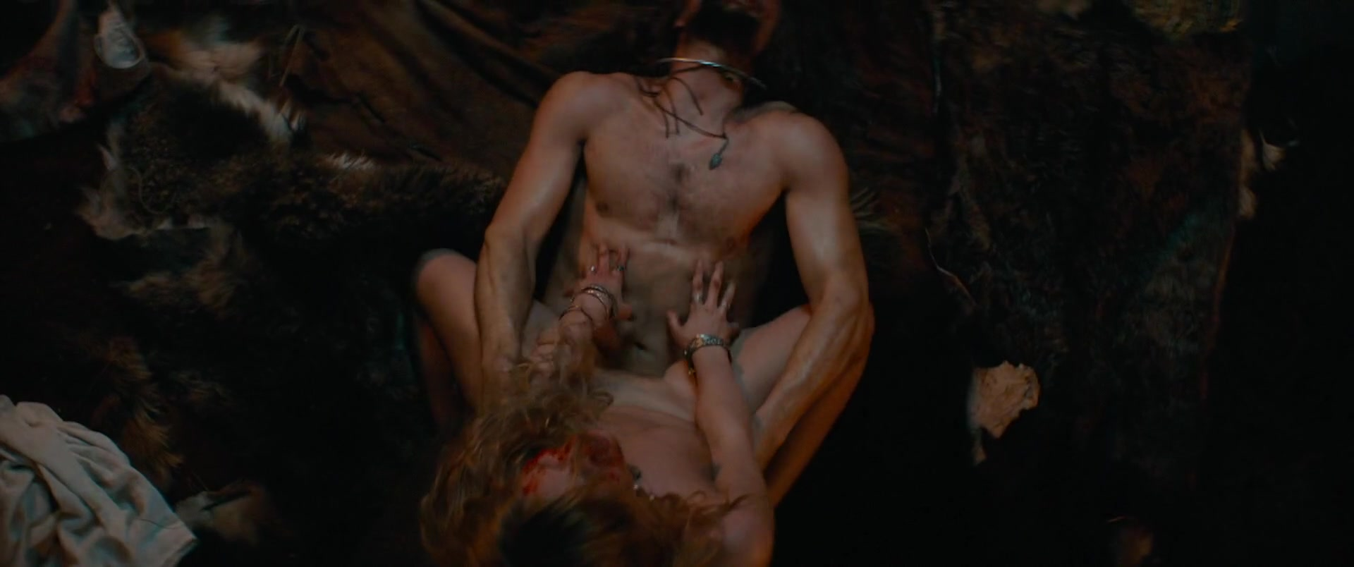 Really. Vikings tv show nude scene