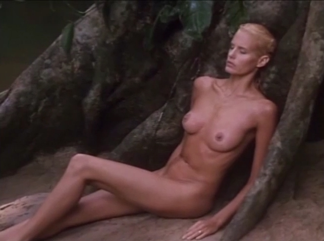 Scenes nude daryl hannah