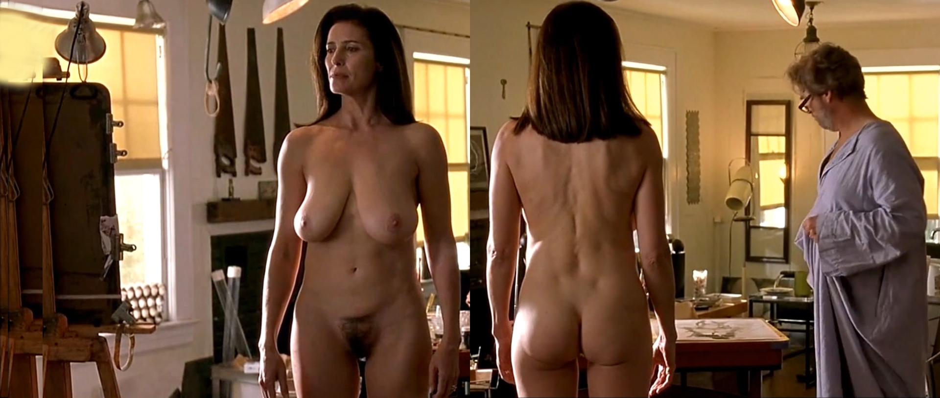 Mimi rogers the door in the floor nude clip