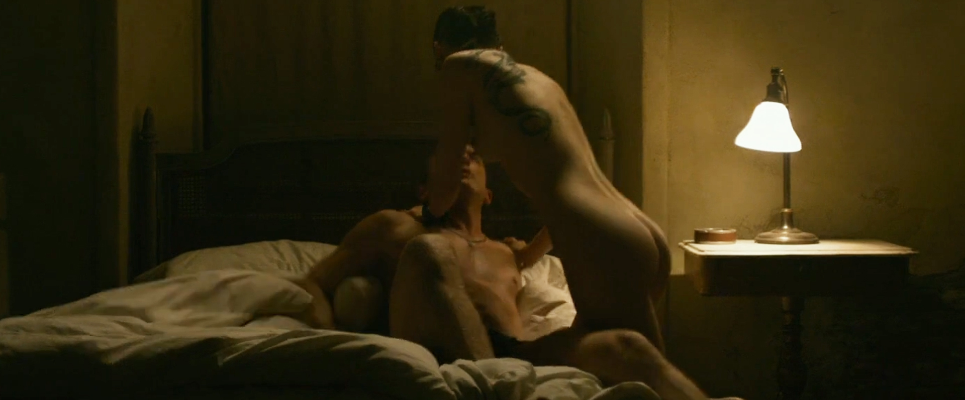 Girl with a dragon tattoo sex scene