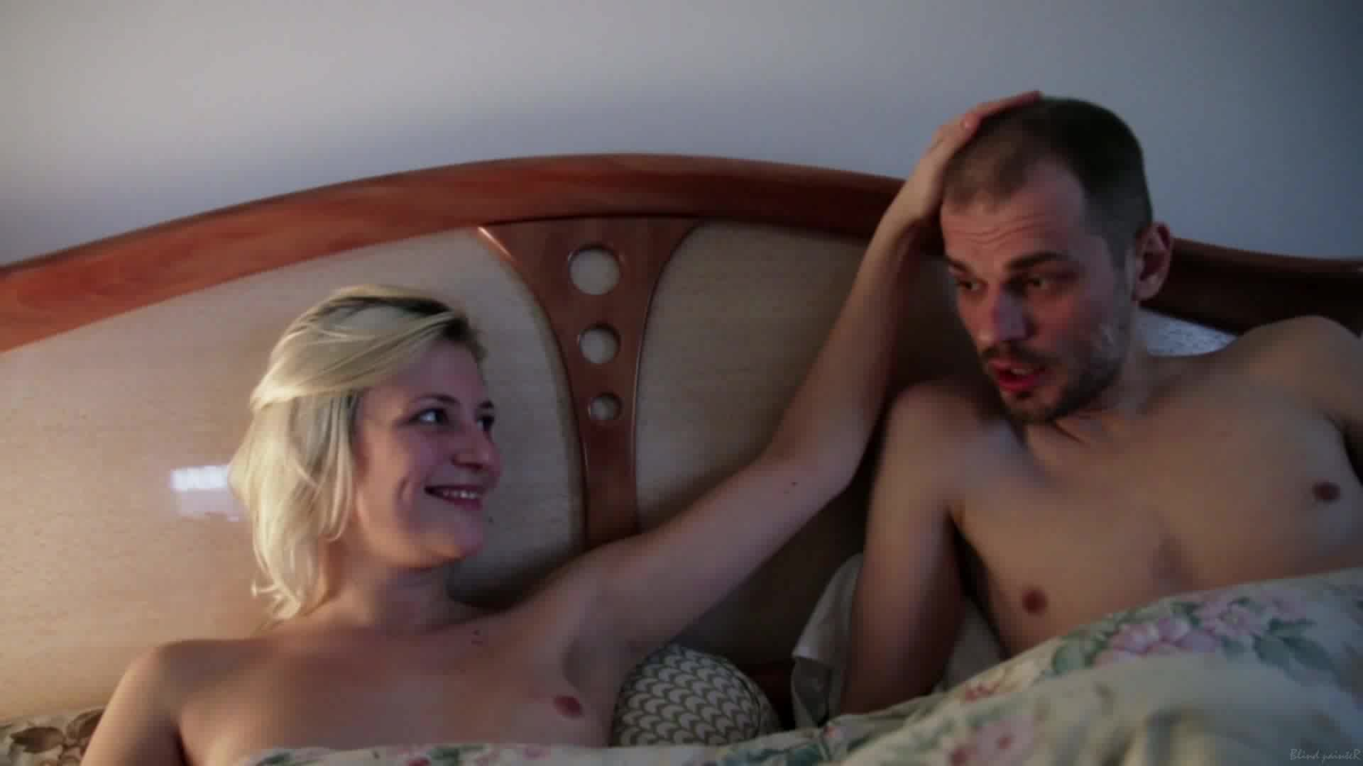 Sex natalya in bed naked