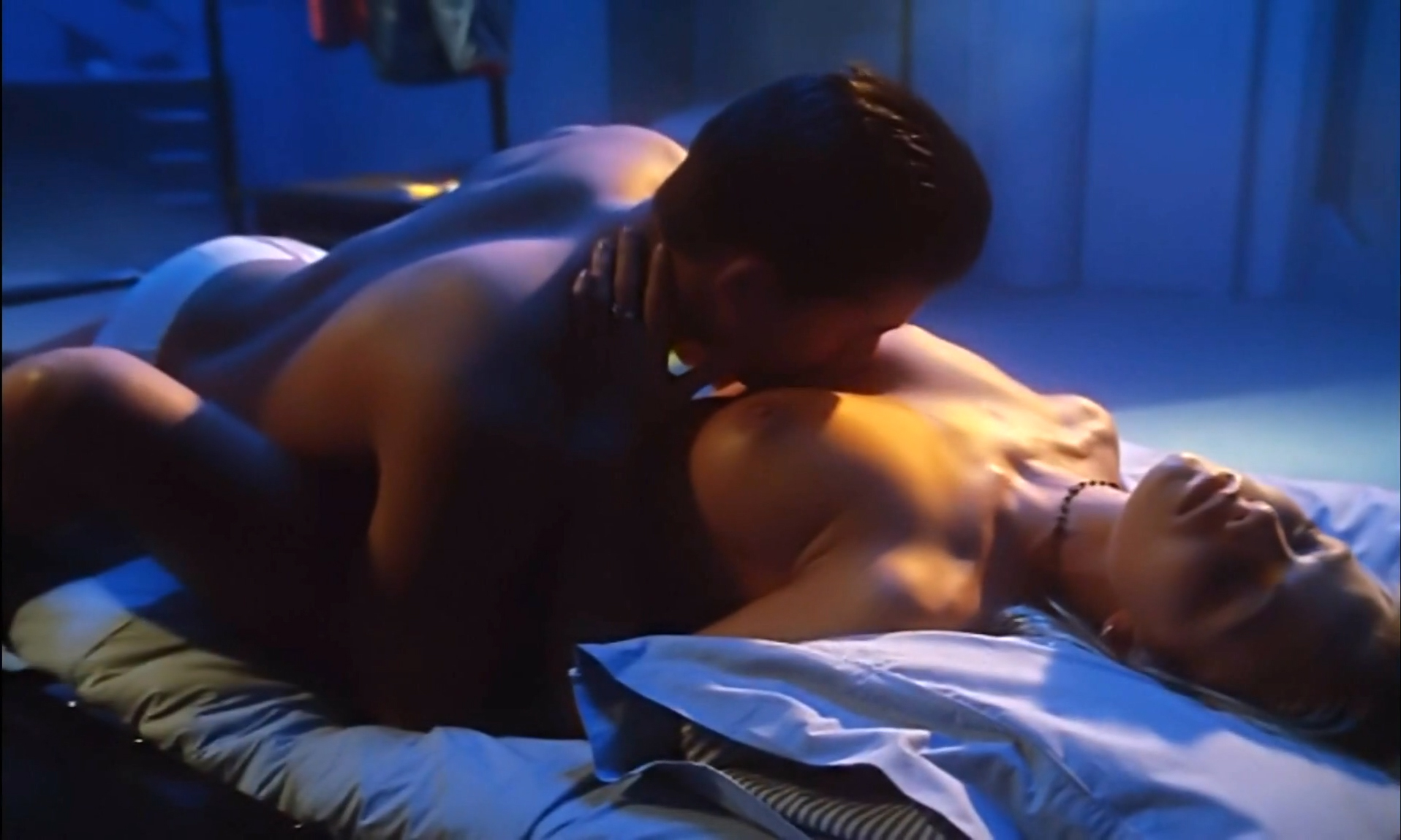 Jaime pressley sex scene