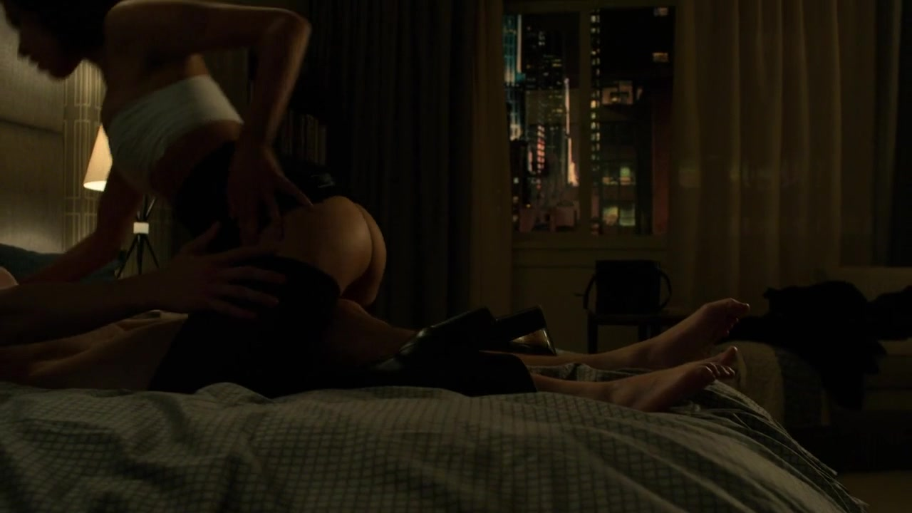 Punisher sex scenes