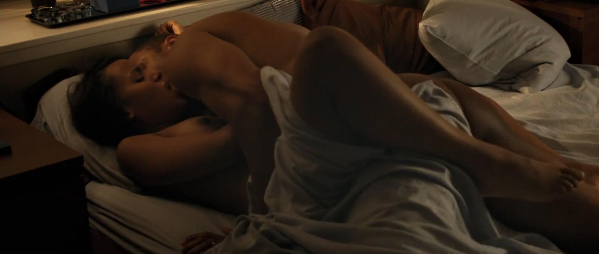 Kerry washington naked sex scene video