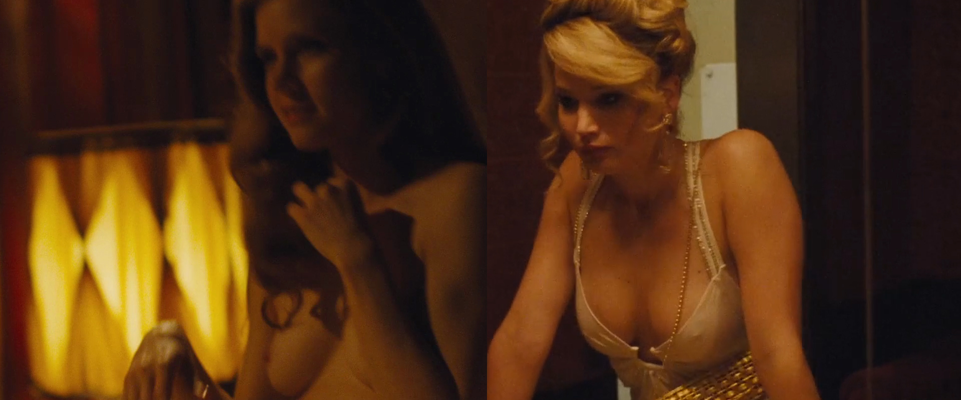 Nude American hustle jennifer lawrence