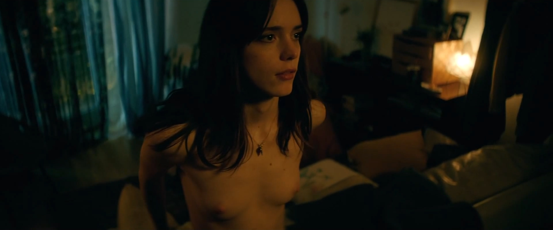 Maybe, were Stacy martin nude apologise, but
